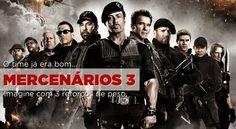 Os Melhores Filmes em Torrent: OS MERCENÁRIOS 3 (2014) DUBLADO - BluRay 1080p