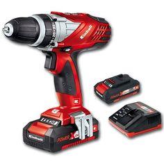 Skruvdragare 18 V  Och andra ordentliga verktyg man behöver som husägare :)
