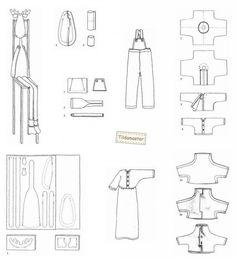 sewing tilde diagram elk
