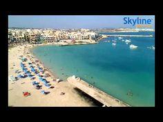 Time lapse Birżebbuġa Beach and Pretty Bay - Malta
