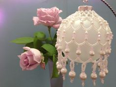 Adore by That Bead Lady - version of ornament pattern