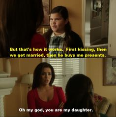 Juanita and Gabrielle Solis #DesperateHousewives