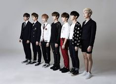 [2015 BTS FESTA]  2nd Anniversary 가족사진 '방탄 연대기' in 2014-2015  OH.....BTS....! (1) 한 자리에 모인 각(?) 방탄이들. @BTS_twt