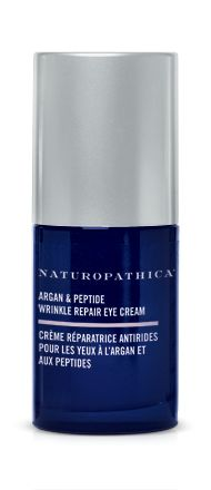 Naturopathica Argan & Peptide Wrinkle Repair Eye Cream. Wonderful, light, youthful feeling eye cream.