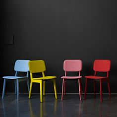 Felt chair by Ligne Roset