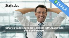 TOUCH this image: Trading binary options with a professional broker, as Opt... by Jonathan