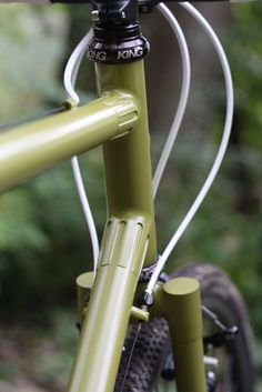 Show me your Olive Drab / Green Bikes