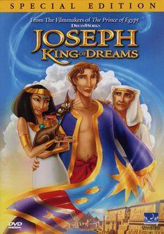 Animated Joseph King Of Dreams OT Cartoon Children Movies Family Hd