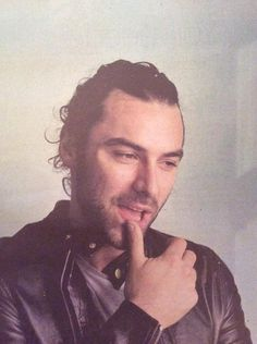 #AidanTurner   in @IndyOnSunday   Photo by Justin Sutcliffe