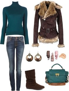 15 Casual Winter Fashion Trends Looks 2013 For Girls Women 2 15 Casual Winter Fashion Trends & Looks 2013 For Girls & Women