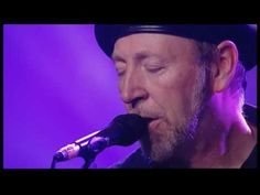 "Richard Thompson performing his classic outlaw ballad ""Vincent Black Lightning 1952"""