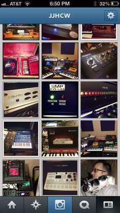 My studio:)