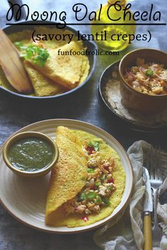 Moong Dal Cheela is one of our favorite breakfast dishes. It is so simple to make and yet so delicious. With an addition of potato or paneer stuffing, it turns into a fulfilling breakfast meal. funfoodfrolic.com