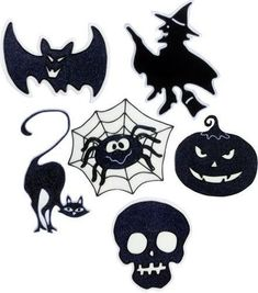 R alisation v ro porte serviette halloween pliages de for Decoration fenetre halloween
