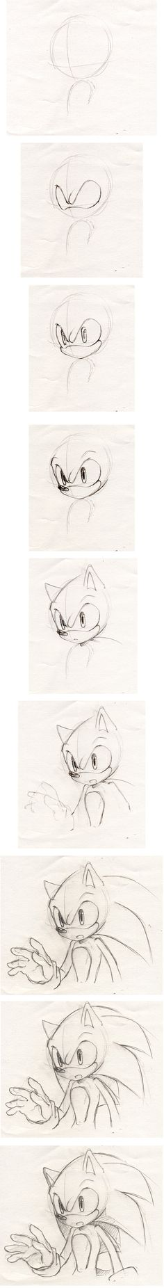 Sonic the hedgehog Tutorials favourites by Spectrum-Dragonoid on DeviantArt