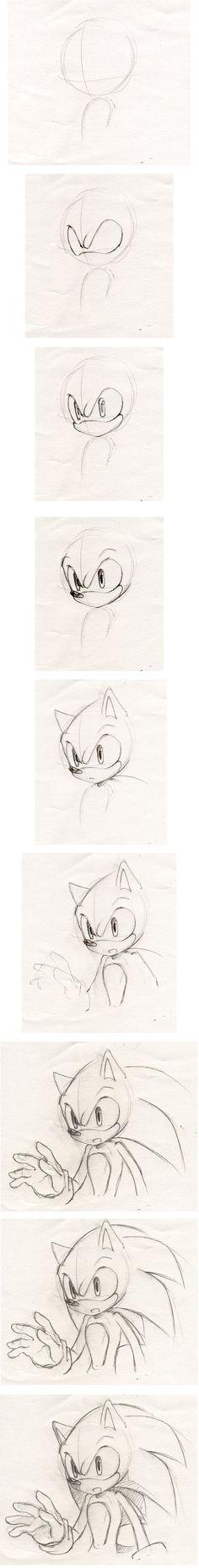 Sonic the hedgehog Tutorials favourites by Spectrum-Dragonoid on DeviantArt