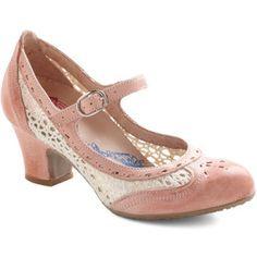 Brako Delightful Footsteps Heel