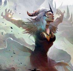 Flemeth from Dragon Age