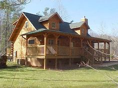Lake Lure cabin rental - Camp-View Cabin With Large Front And Back Decks $125.00 p/nt