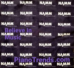 Namm Show, Sheet Music, Periodic Table, Believe, Math, Periodic Table Chart, Periotic Table, Math Resources, Music Sheets