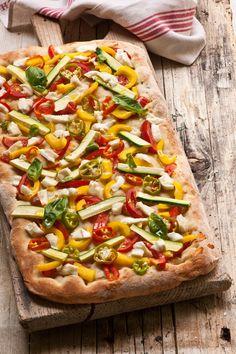Pizza al Taglio in Italy