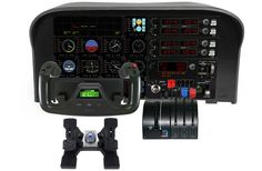 Flight Simulator and Licensed Cessna Pro Flight Sim Products   Saitek.com