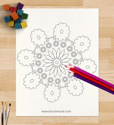 Coloring is a fulfilling way to relax, reflect and re-focus your energies through creative meditation, color therapy and art therapy. Coloring is a wonderful pastime at any age and is particularly …