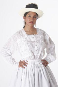 TRAJES TIPICOS DEL PERU Traditional Peruvian Dresses: Trajes de la Sierra
