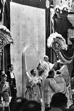 Don Filipp Orsini - assistente al soglio pontificio to pope Pius XII.