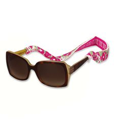 Lilly Pulitzer Sunglasses Strap - Garden By The Sea
