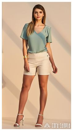 Latest Outfits, Short Outfits, Chic Outfits, Short Dresses, Summer Outfits, Fashion Outfits, Womens Fashion, Night Suit For Women, Moda Chic