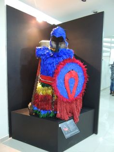 Blacksmithing Ideas, Aztec Warrior, Mexica, Armies, Maya, Captain Hat, Aztec Outfit, Combat Helmet, Military History