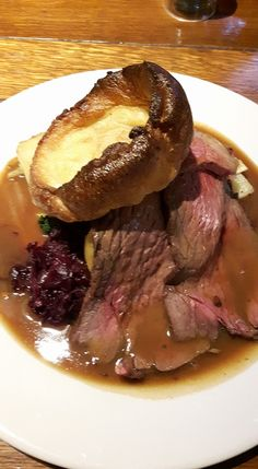 Sunday Roast Review for 365 Bristolat The Prince of Wales in Bristol