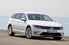 Passat Variant GTE Volkswagen review - http://autotras.com
