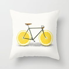 Buy Zest Throw Pillow by Florent Bodart / Speakerine. Worldwide shipping available at Society6.com. Just one of millions of high quality products available.