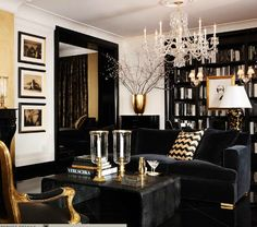 Ralph Lauren library, this time from the recently released One Fifth collection.