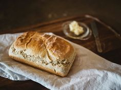 pain maison chicorée