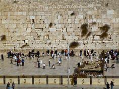 הכותל המערבי - The Wailing Wall Photo: AEO