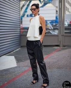 5 Simple yet Sophisticated Spring Outfit Ideas glamradar.com