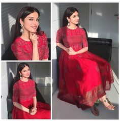 """105 Likes, 2 Comments - Blog to Bollywood (@blogtobollywood) on Instagram: """"Director Divya khosla kumar in a @gabashasha_ outfit for Sanam Re promotions! Yay or Nay?? .…"""""""