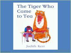 The Tiger Who Came To Tea (Realistic Version) #TerribleGiftsForA4YearOld (9/9/15)