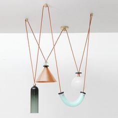 Shape Up Lighting by Ladies & Gentlemen Studio