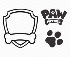 Paw Patrol Free Svg Files For Cricut