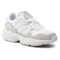 caf1ca23d Topánky adidas - Yung-96 J G54788 Ftwwht/Ftwwht/Gretwo