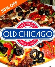 Check out this deal from TownWild.com - $10 for $20 to Spend on Food & Drink at Old Chicago