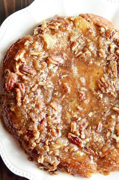 Maple Crescent Sticky Buns http://www.somethingswanky.com/maple-crescent-sticky-buns/