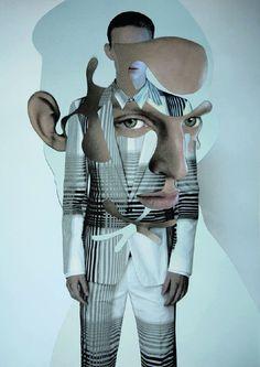 #futuristic #cubist