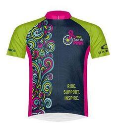 2015 Tour de Pink East Women s Cycling Jersey Women s Cycling Jersey df69180dc