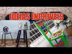 Customização, reaproveitamento e mosaico - Inspirações dos Inscritos #facavocemesmo - YouTube