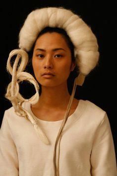 /Hao-Ni Tsai/ textile jewelry/